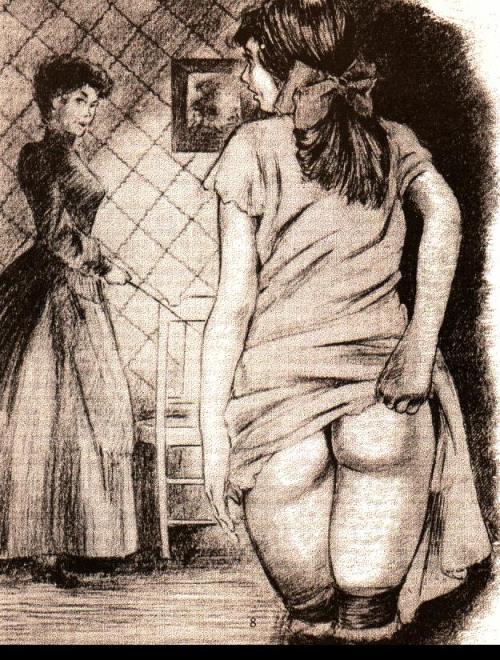 A Victorian punishment