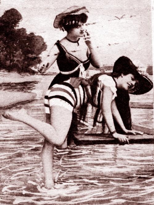 Edwardian spanking