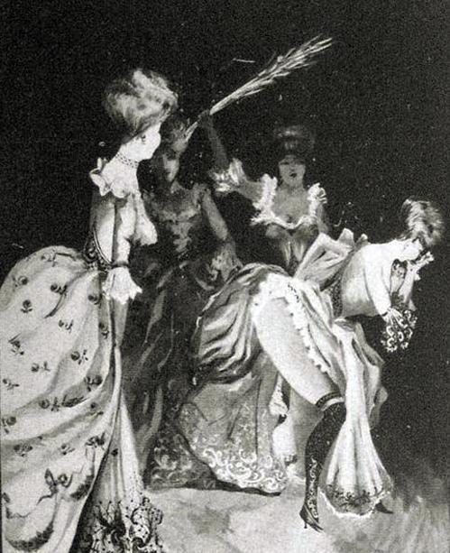 19th century birching