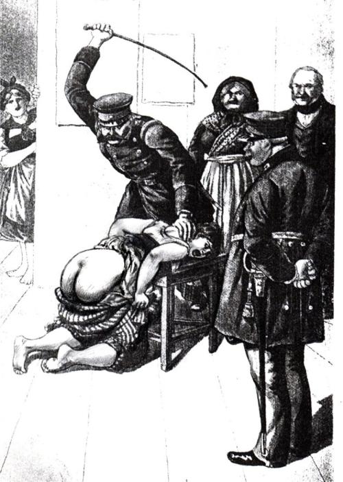 judicial flogging