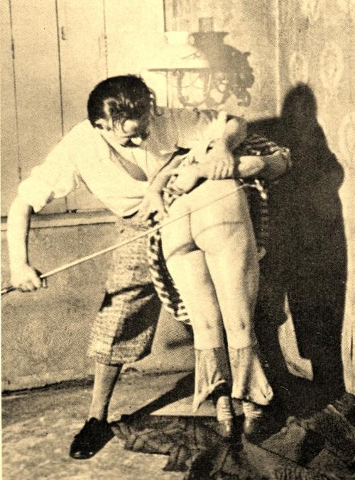 spanking oldie