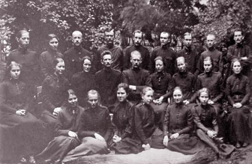 Tsarist women cadets