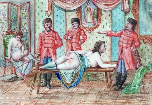 Russian judicial moral punishment