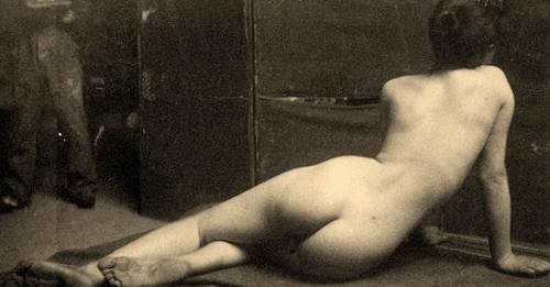 Female Nude circa 1883