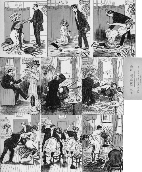 flagellant 1800s