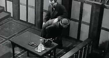 1937 Czech movie spanking