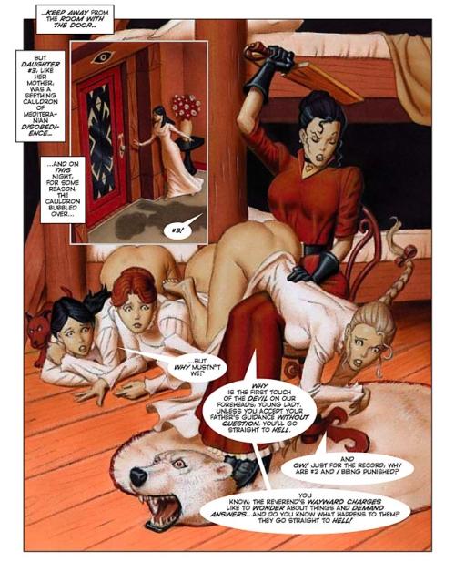fastner and larson spanking