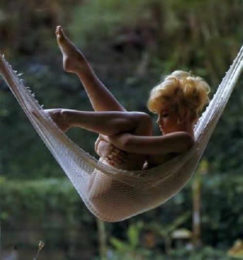 hammock spanking