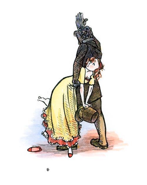 Mr Darcy spanks by Dr Mabuse