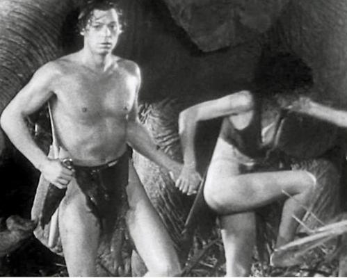 Tarzan and His Mate Maureen O'Sullivan 1934