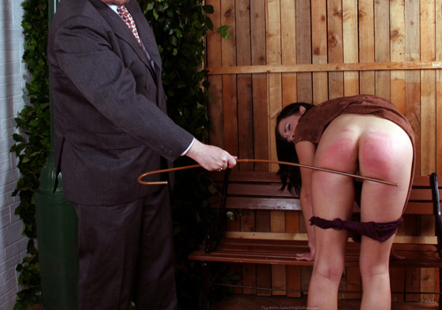 a caning