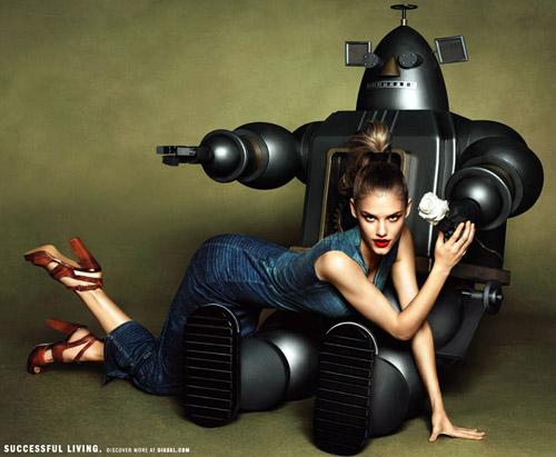 robot OTK