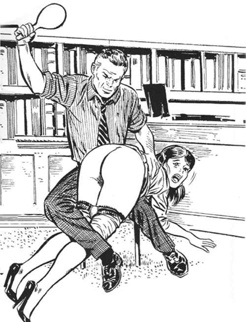 marital spanking
