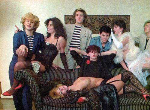 Duran Duran in 1983