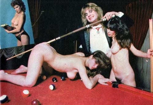 Ossie Osbourne in 1983