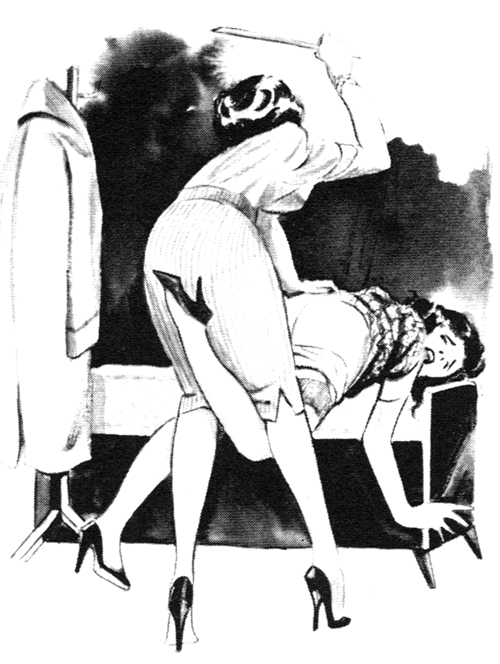 mom spanking