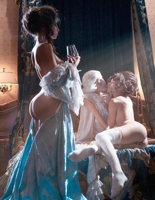spanking heroines