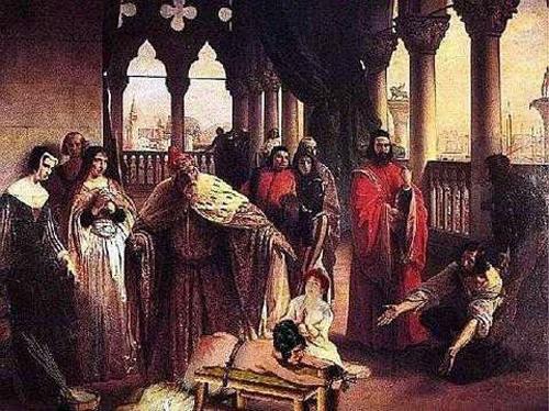16 century caning