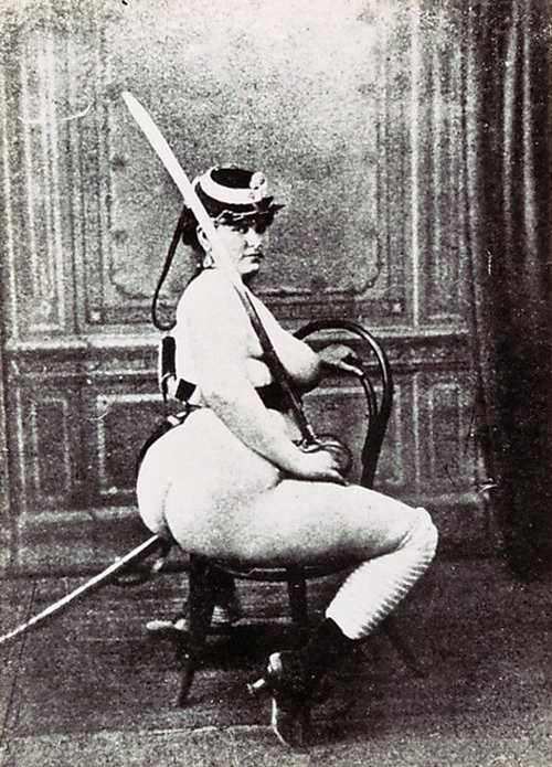 Victorian nude