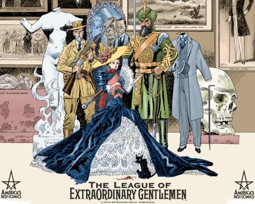 Extraordinary League of Gentlemen