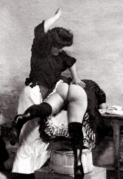 vintage-spanking
