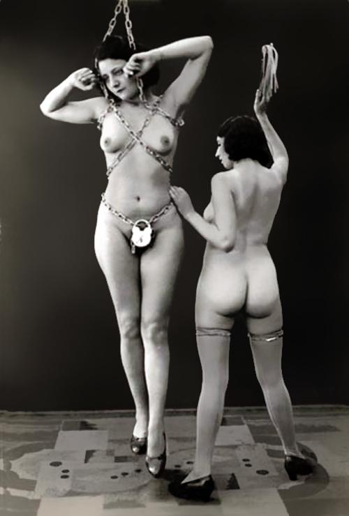 vintage 1930s BDSM