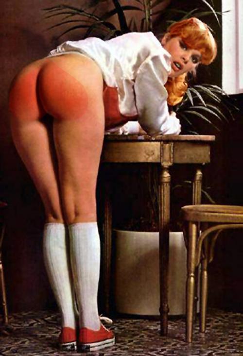 valentine spanking