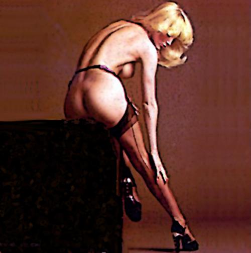 spanking 1950s