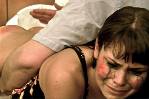 otk spanked to tears