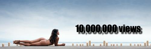 10 million views