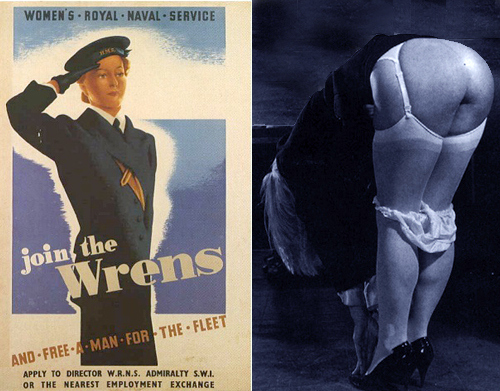 caned WRNS