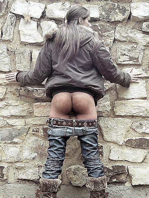 winter spanking