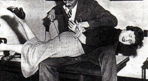 1930 spanking