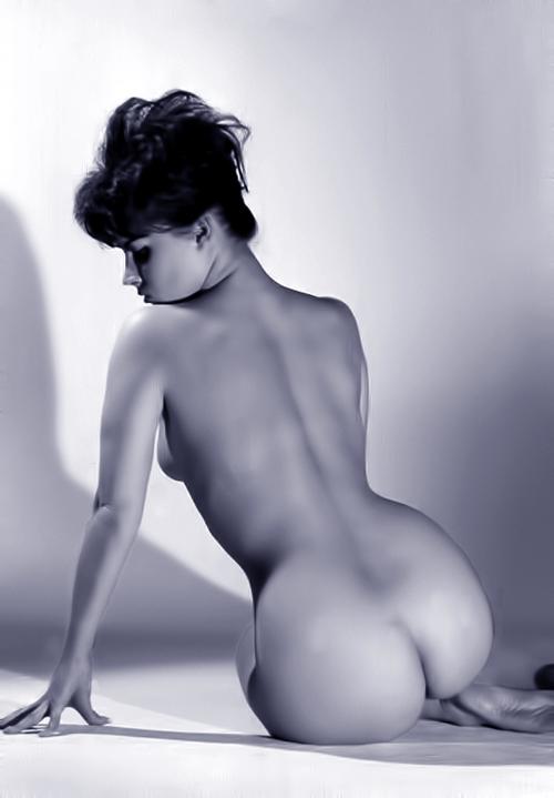 1950s nude