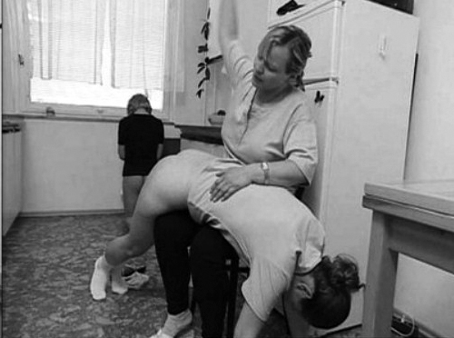 1970s spanking