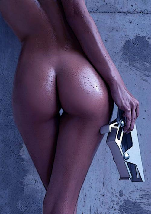 sci-fi spanking