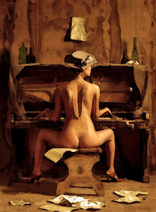 music nude