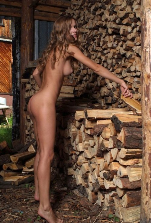 woodshed-visit