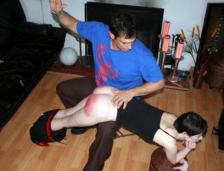 wr bubble-butt-punishment