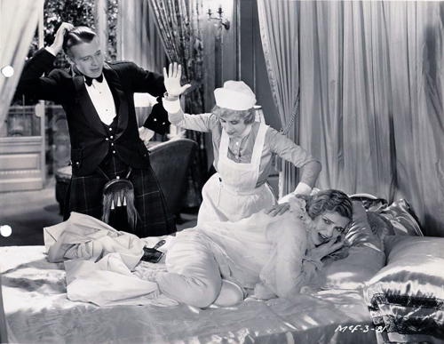 maid spanking mistress