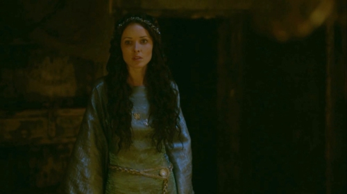 vikings she-seems-to-be-having-second-thoughts-as-she-observes-the-dungeon-room-filled-with-torture-devices
