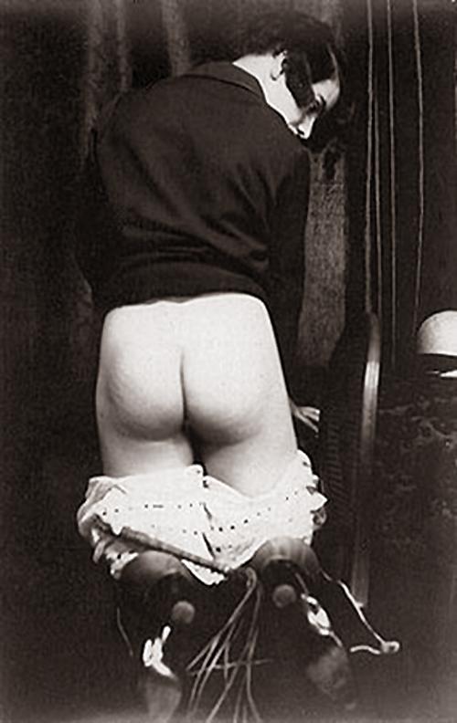 vin 1920s spanked