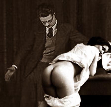1925 spanking
