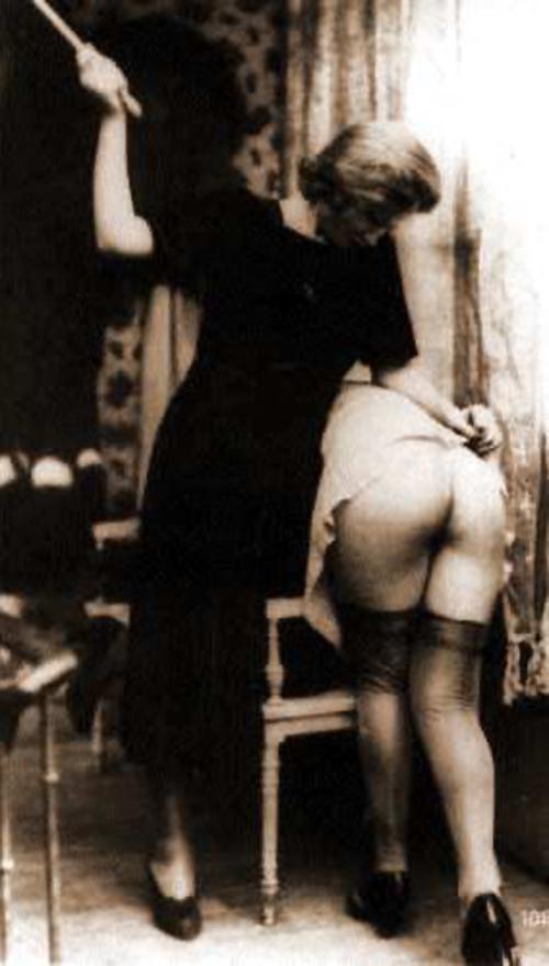 vin spanking rod