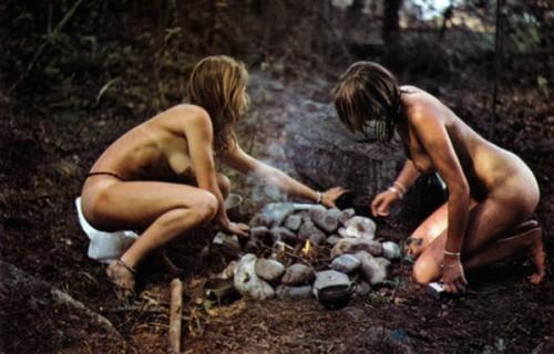 bonfire nudes
