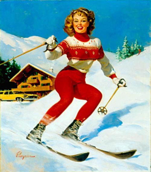 !indigo Skier
