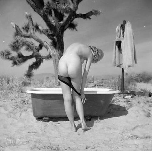 ! vin desert bath