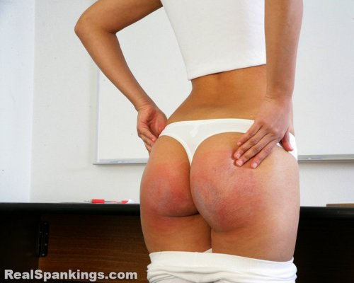 wr perfect-spanked-bottom