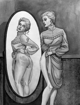 wr mirror
