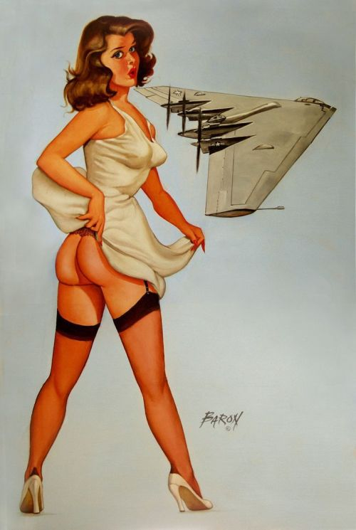 wr -pin-up-art-pinup-girls